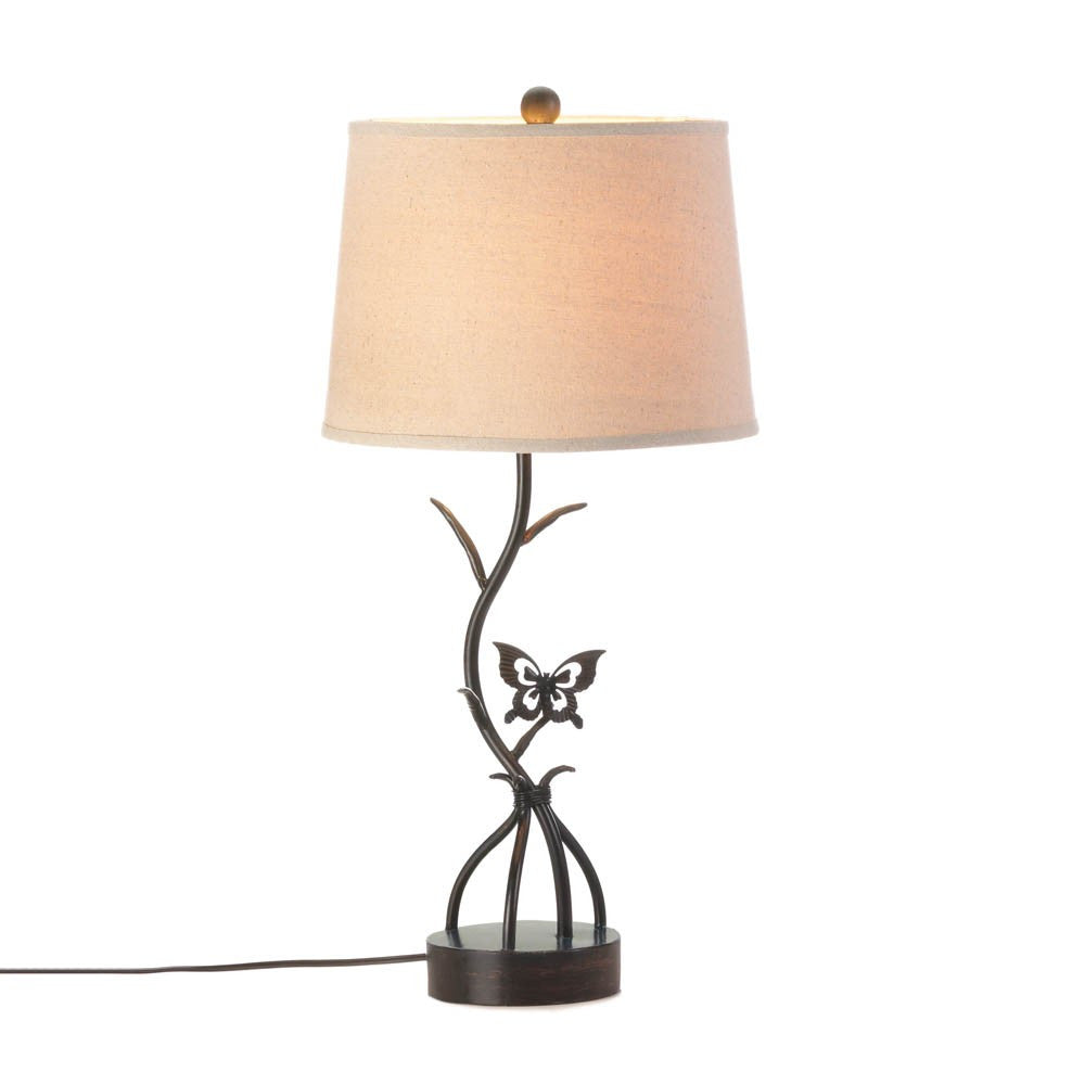 Butterfly Branch Table Lamp