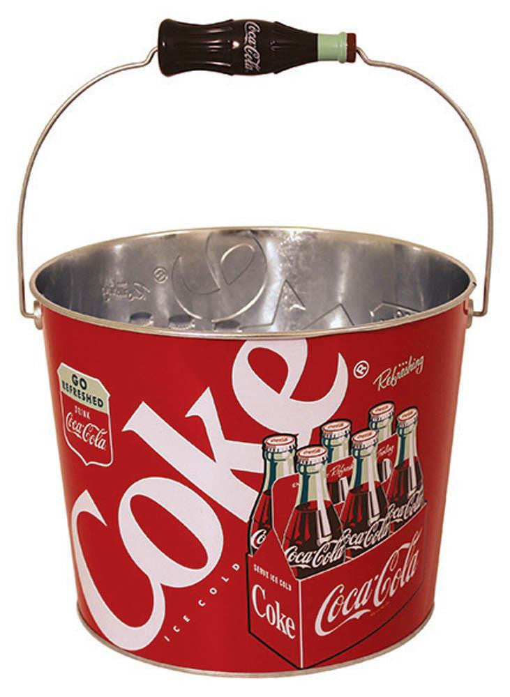 Coke Beverage Bucket