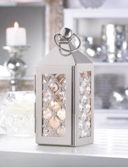 Crystal Candle Lantern