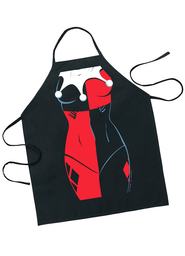 DC Comics Harley Quinn Be The Character Apron