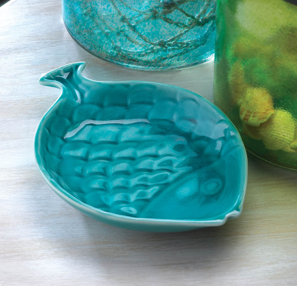 Decorative Fish Dish
