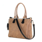 Essential Brown Tote Handbag