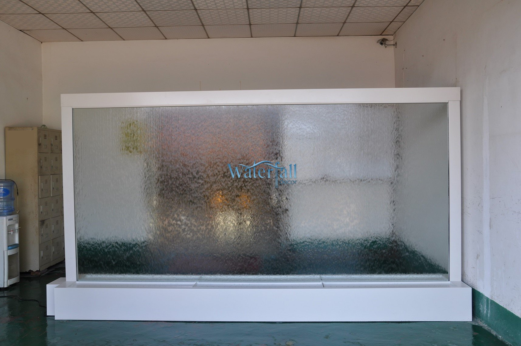 Indoor Floor Fountain 360cm x 200cm x 50 cm - WPCG360FF