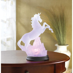 Lighted Unicorn Figurine