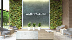 Custom Water Walls (Choose any design, style, size, or material)