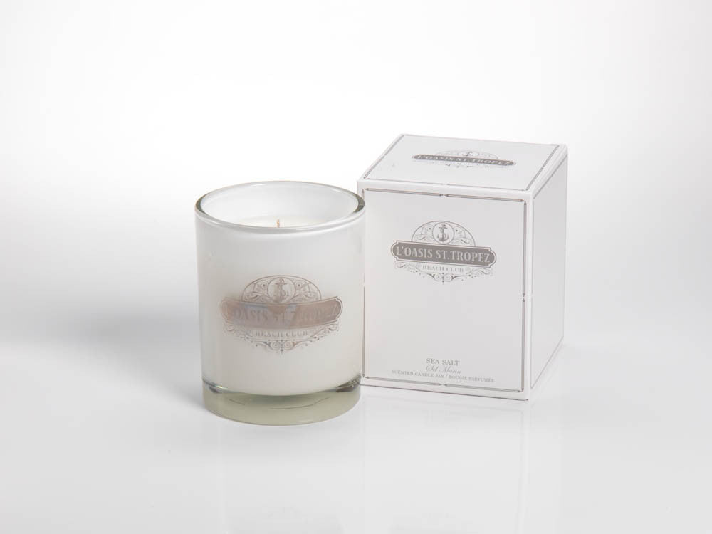 L'Oasis St. Tropez Beach Club Jar Candle
