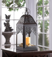 Large Steeple Candle Lantern