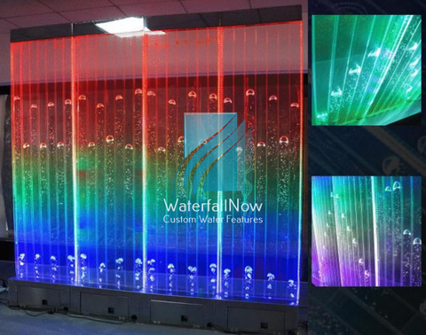 led bubble wall programmable 32x96  BWFSS1501