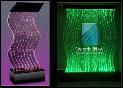 led bubble wall wavy 200x25x220 120x25x200 80x23x200 50x20x180 wbwa1601b