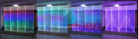 led bubble walls programmable 32x96 BWFSS1501