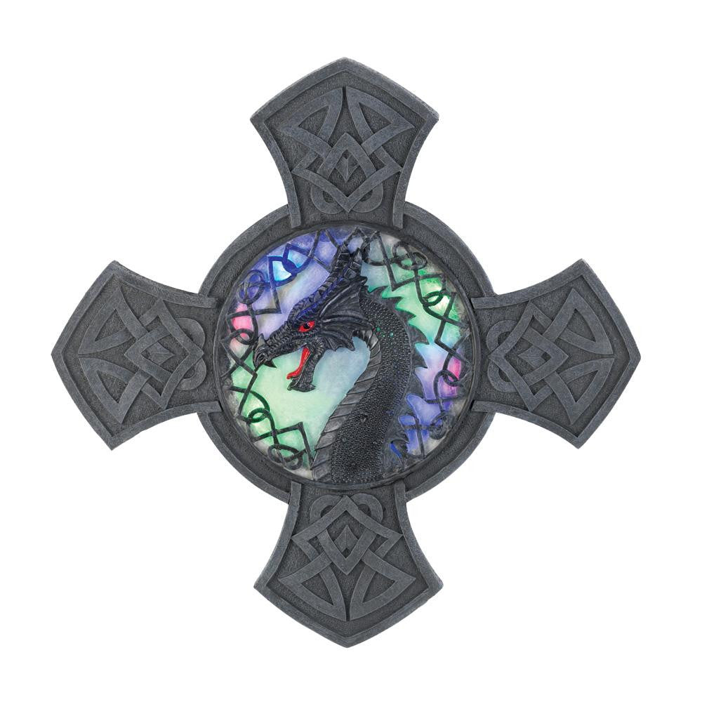 Lighted Dragoncrest Wall Decor
