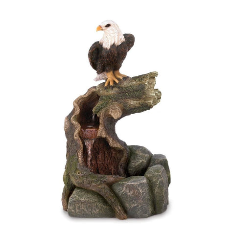 Majestic Eagle Fountain
