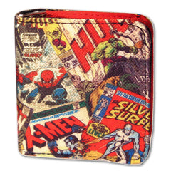 Marvel Retro Fold Wallet