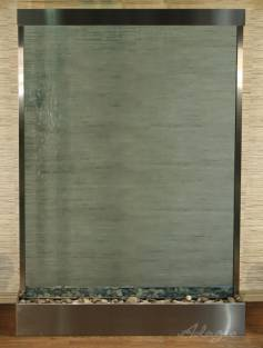 "Mega Grandeur River (Centered Or Flush in Base) 84"" Wide x 120"" Tall x 14"" Deep"