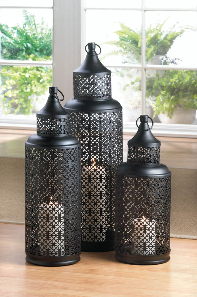 Morocco Tower Lantern (S)