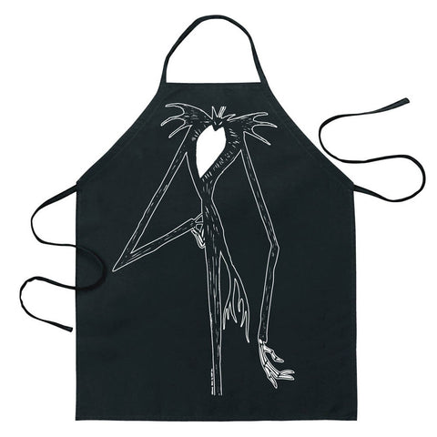 Nightmare Before Christmas Jack Skellington Be The Character Apron