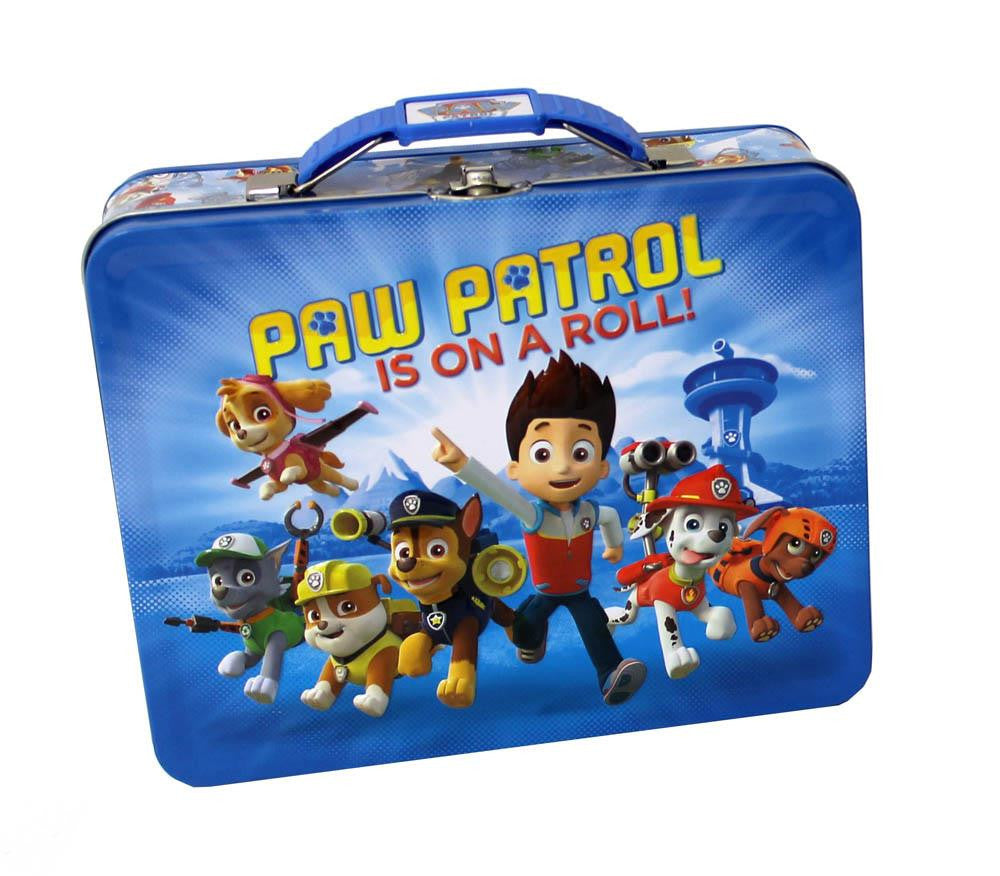 Paw Patrol On A Roll Lunch Box