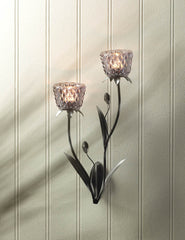 Smoke Mist Wall Sconce