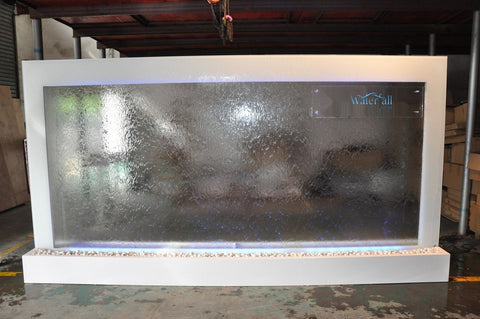 12 Foot Indoor Floor Fountain 360cm x 200cm x 50 cm - WPCG360FF-X