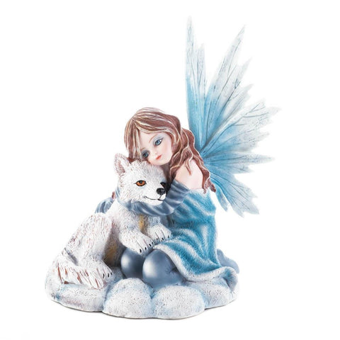 Winter Fairy Figurine