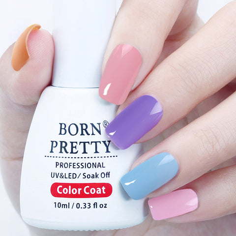 BORN PRETTY Jelly Nail Gel Polish