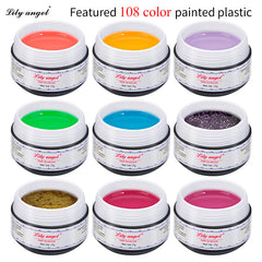 Lily angel 108 Colors Nail Gel Painting UV Gel builder NO.79-108