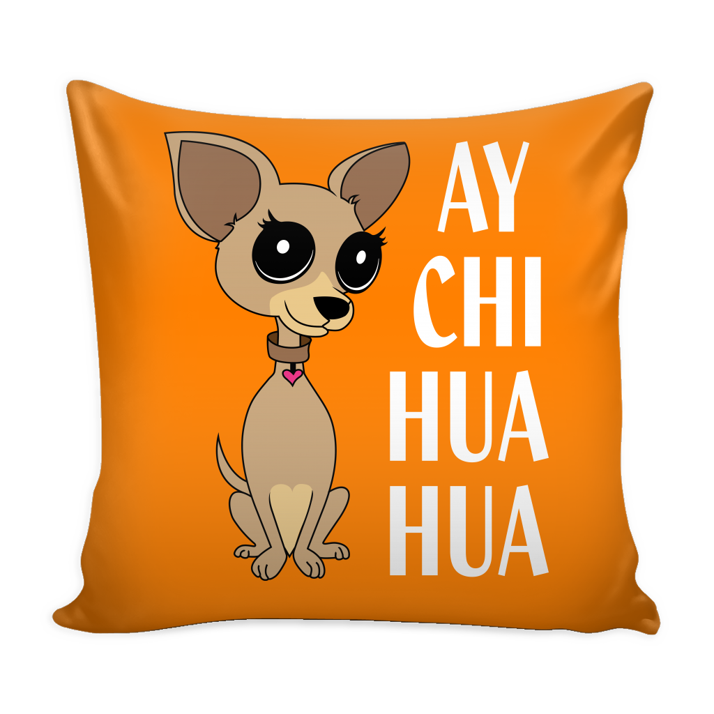 AY Chihuahua Pillow Cover