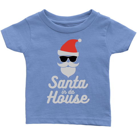 Santa In Da House Apparel