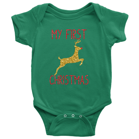 My First Christmas Apparel