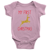 Image of My First Christmas Apparel