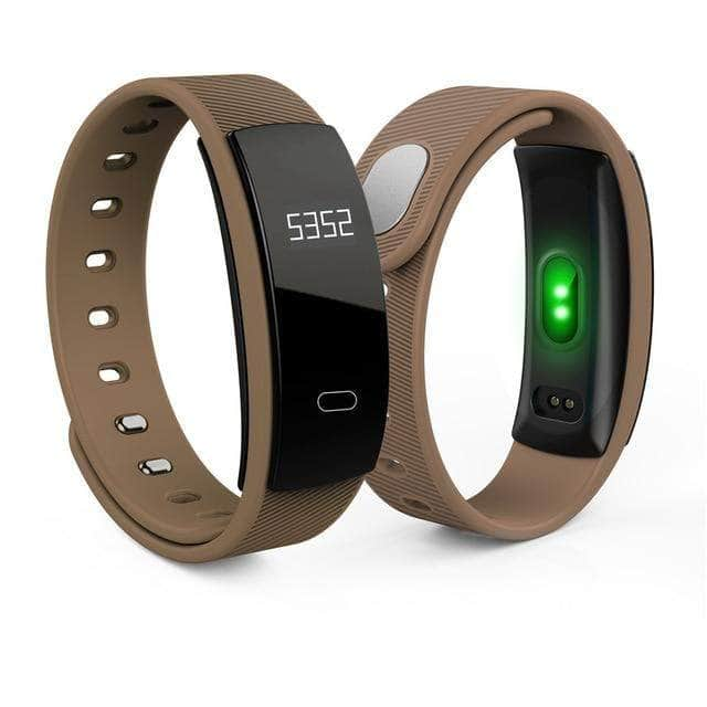 Fitband Blood Pressure Smart Watch Fitness Tracker Heart Rate Monitor Smart Watch Overstocktogo Coffee