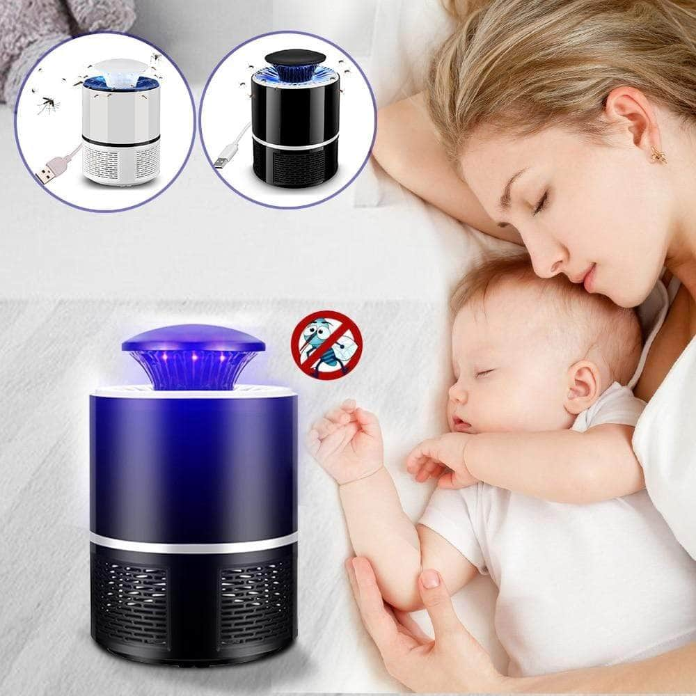 MOSQUIX™ High Power LED Mosquito Killer Lamp Gadget Overstocktogo