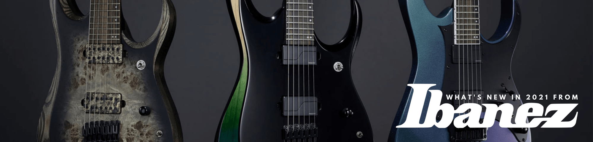 Ibanez announce hugely revamped 2021 collection