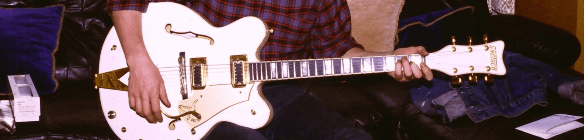 History of the Gretsch White Falcon