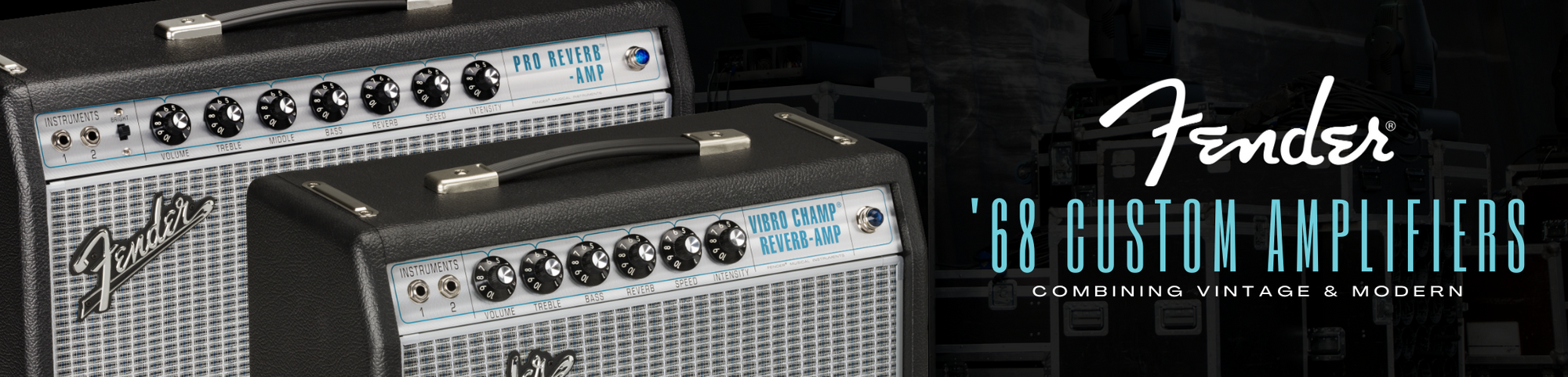 A look inside the new Fender Pro Reverb & Vibro Champ Reverb '68 Custom Amplifiers.