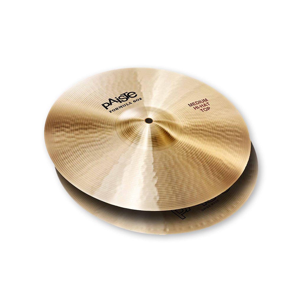"Paiste - 15"" - Formula 602 Classic Sounds Medium Hi-Hats"