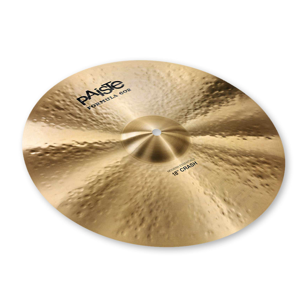 "Paiste - 18"" - Formula 602 Modern Essentials Crash"