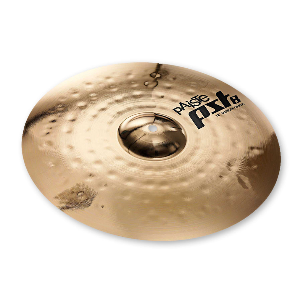 "Paiste - 18"" - PST8 Medium Crash"