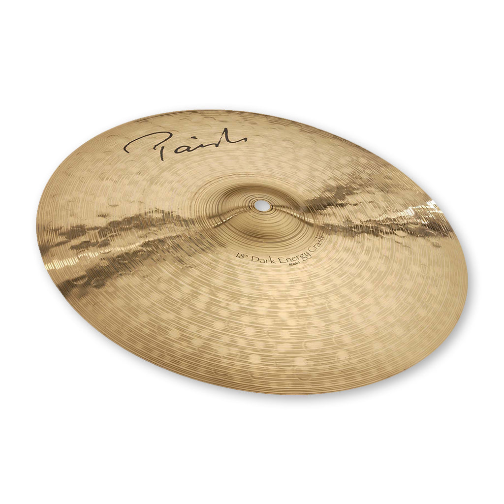"Paiste - 16"" - Signature Dark Energy Crash Mark I"