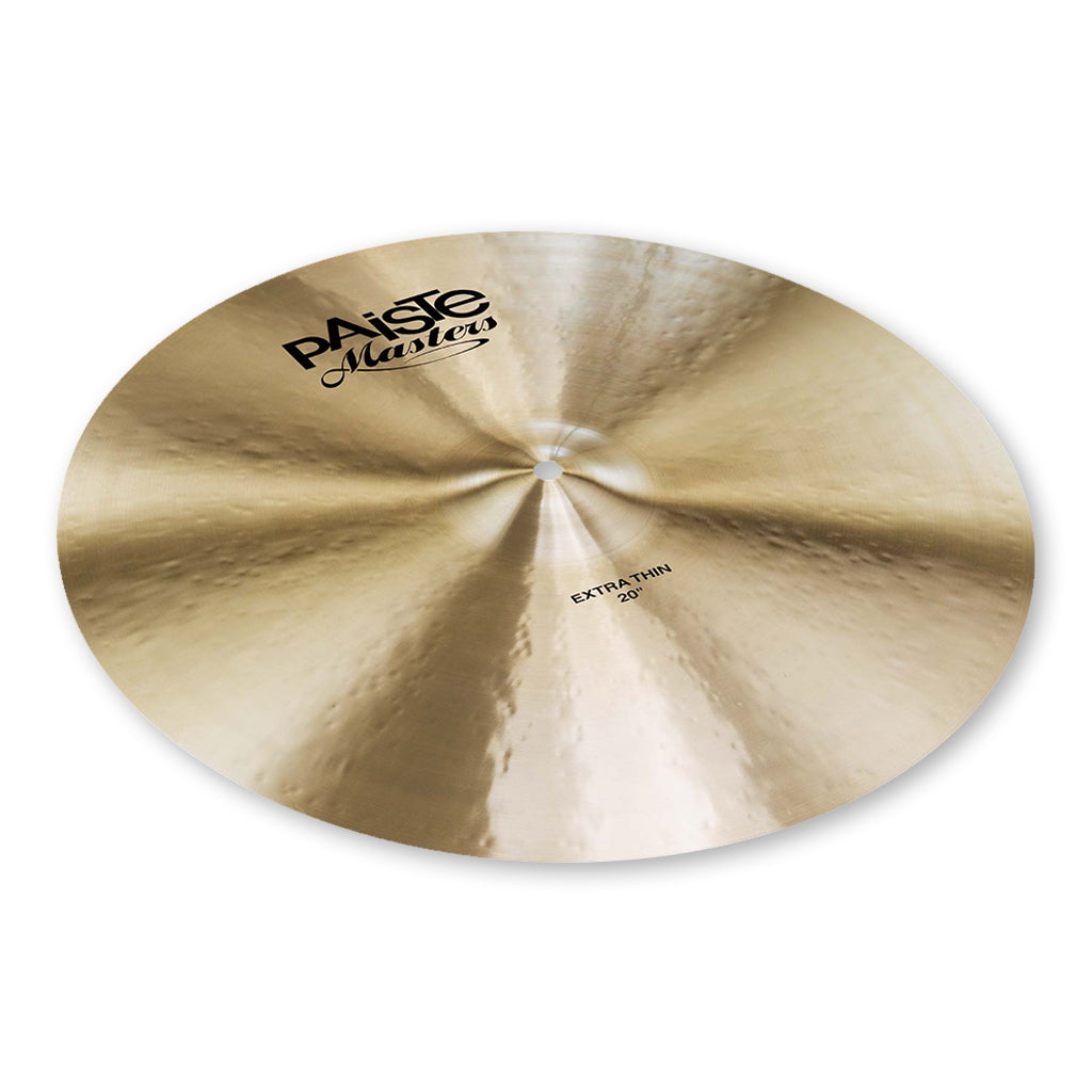 "Paiste - 18"" - Masters Extra Thin Crash"