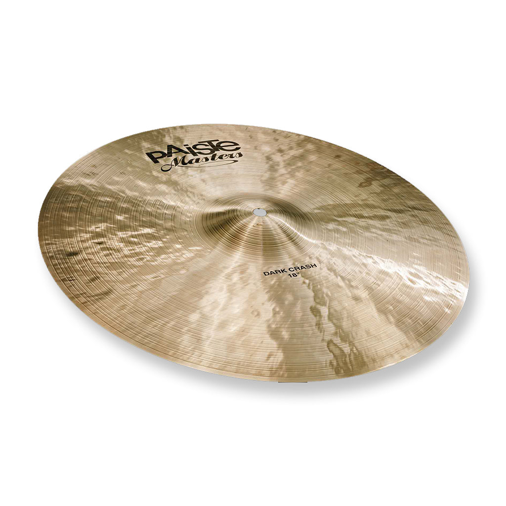 "Paiste - 16"" Masters - Dark Crash"