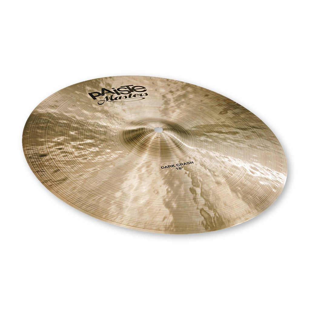 "Paiste - 18"" - Masters Dark Crash"