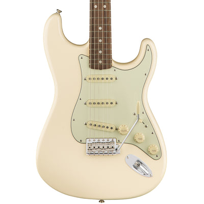 Fender American Original 60s Stratocaster - Olympic White - Rosewood Fretboard
