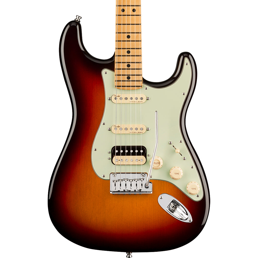 Fender American Ultra Stratocaster HSS - Ultraburst - Maple Neck