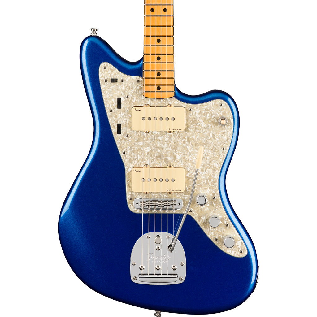 Fender American Ultra Jazzmaster - Maple Fretboard - Cobra Blue