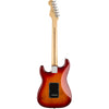 Fender Player Stratocaster HSS Plus Top - Aged Cherry Burst - Maple Neck
