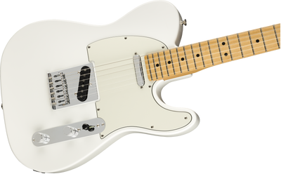 Fender Player Telecaster - Polar White - Maple