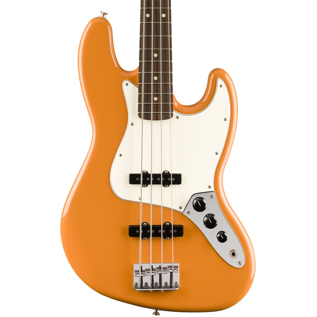 Fender Player Jazz Bass - Capri Orange - Pau Ferro