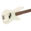 Fender American Professional Precision Bass V - Olympic White - Maple Fretboard
