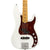 Fender American Ultra Precision Bass - Arctic Pearl - Maple Neck